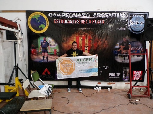 Martin San Felice clasificó al mundial de Hungria