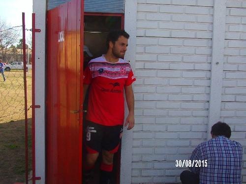 Liga Cultural Pampeana B - Empate del Deportivo Rivera de Nicolas Mercuri