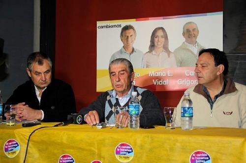Cambiemos: Alejandro Issaly secretario de gobierno, no trasladar aeródromo y elección de delegados