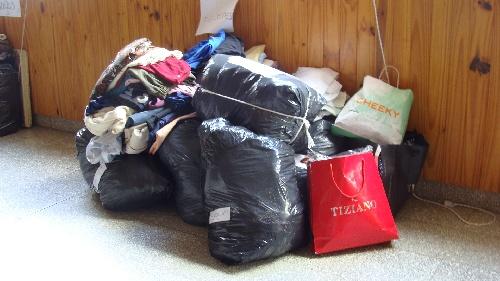 Pigüé: ya se reciben donaciones para los inundados en la Parroquia