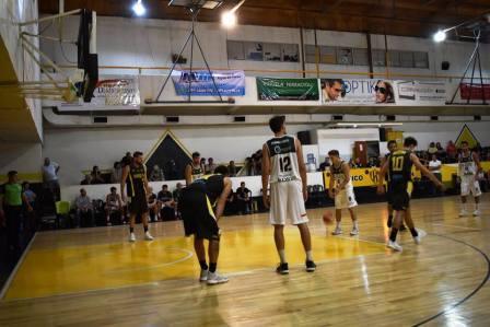 Basquet Federal - Villa Mitre venció a Pacífico en Neuquen y lidera cómodo la tabla.