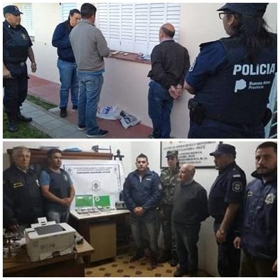 Persiguieron y arrestaron en Pigüé a Jorge Fabrizio condenado por el crimen de Federico Margiotta