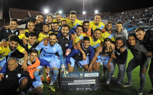 Copa Argentina - Leandro González con Temperley clasificó a semifinales.