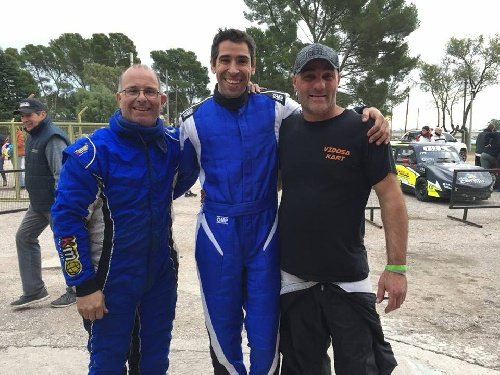 Karting - Gomez Fredes se quedó con la final del Sudam Master.
