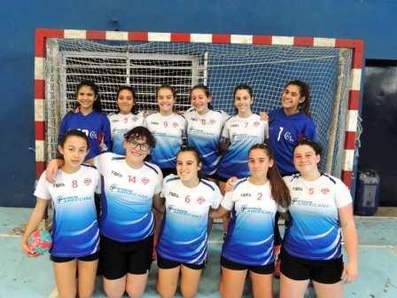 Handball - Participación del Cef 83 en la Asociación Bahiense.