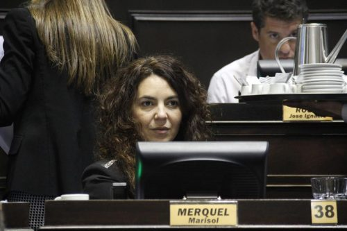 Merquel entregó subsidios y propuso declarar de interés legislativo pcial. al grupo artístico Alegro Andante