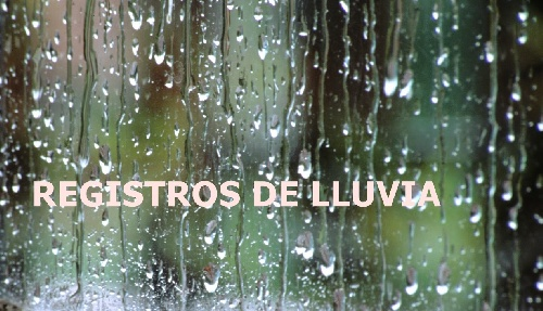 Registros de lluvia en Pigüé y la región
