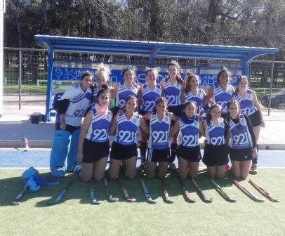 Hockey Femenino - Sarmiento goleó a Deportivo Sarmiento y asciende al 5° lugar en 1ra división.