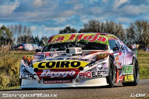 Turismo Carretera - Sergio Alaux 14° en la primer clasificación en Toay.