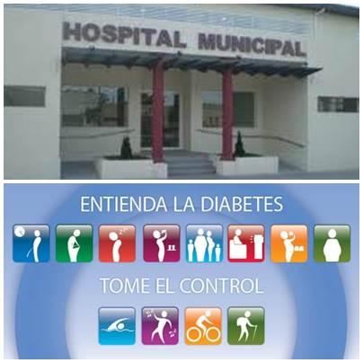 Invitación a pacientes diabéticos y familiares