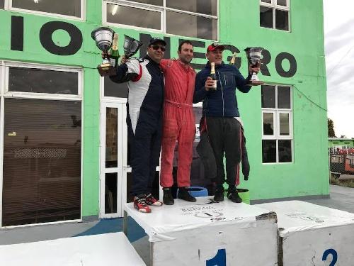 TC del Sudoeste - En Viedma,  Ezequiel Albero y Marcos Lecomte se quedaron con una final cada uno.