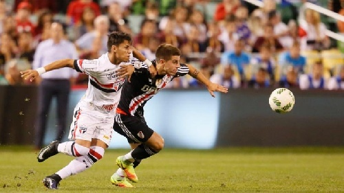 River Plate perdió por penales y quedó eliminado de la Florida Cup.