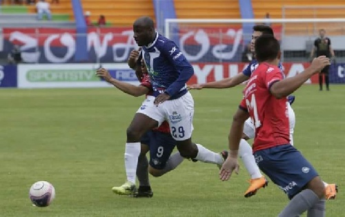 Futbol Boliviano - Sport Boys con Martín Prost cayó ante Jorge Wilsterman.