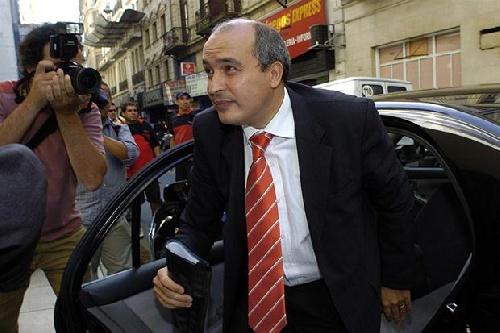 El fiscal Delgado pidió el embargo de los bienes de José López, su mujer y su suegra