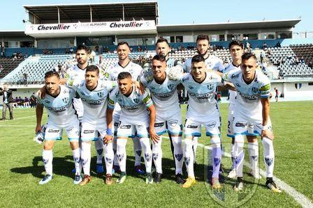 Copa Argentina - Almagro, el equipo de Marcos Litre enfrentará a Rafaela.