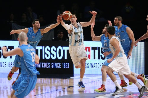 FIBA América - Argentina sigue ganando en la 2da fase del torneo.