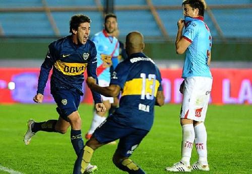 AFA-1ra División-Culmino la 20ma fecha. con triunfos de Boca,Gimnasia y Quilmes;empates de Velez,Newells,Rafaela y Temperley y derrota de River