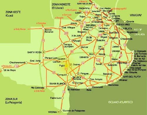 Programa de festejos del 132 aniversario de la Ciudad - Omelette Gigante - Como llegar a Pigüé