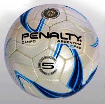 LRF - La pelota Penalty será el balón oficial del fútbol liguista.