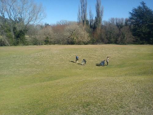 Golf - Pigüé Golf derrota en nuestra ciudad a Coronel Suárez.