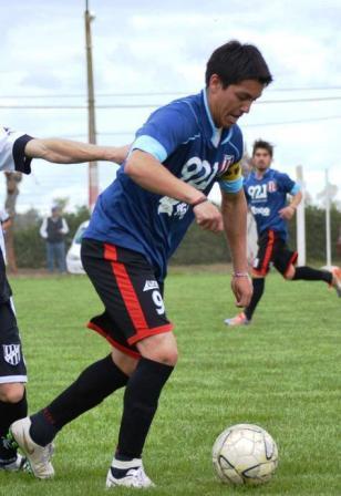 LRF - Sebastián Blanco jugará el venidero torneo en Unión Pigüé.