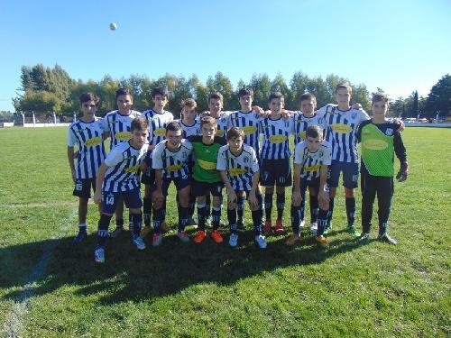 LRF - Inferiores - Sarmiento en 6ta y Peñarol en 7ma finalistas del Apertura.