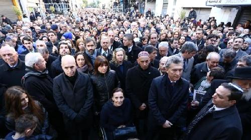 """""""Que la impunidad no le gane a la verdad"""", el pedido de los familiares de las víctimas de la AMIA a Mauricio Macri"""