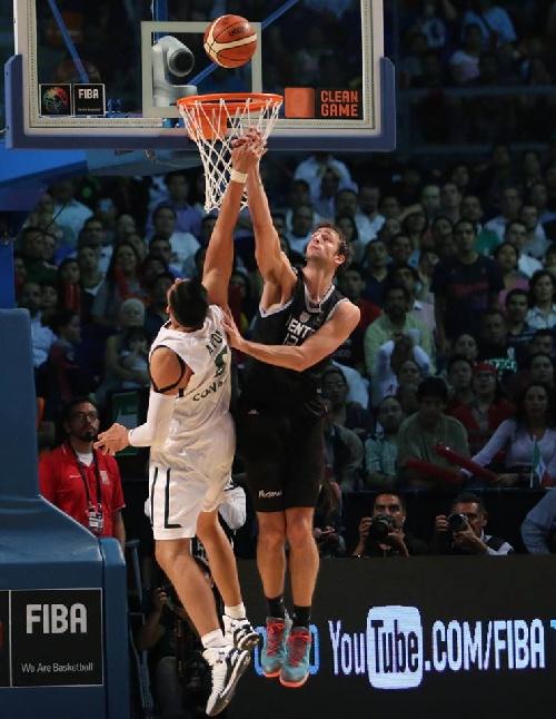 FIBA de las Américas - Argentina se diluyó en el final y cayó ante México