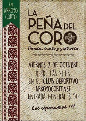 Peña en Arroyo Corto