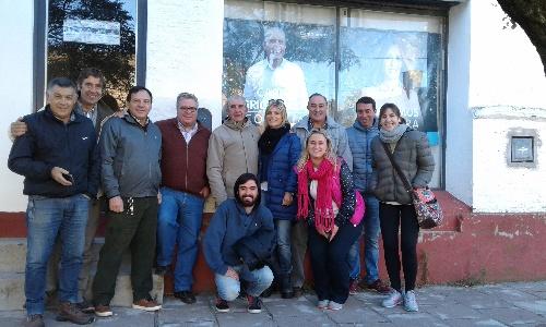 CAMBIEMOS DE TIMBREO EN SAAVEDRA