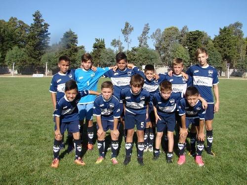 LRF - Inferiores - Deportivo Argentino ganó en tres categorías y comanda la punta en 7ma división.