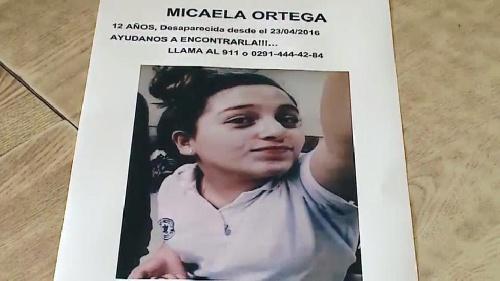 El peor final en Bahia Blanca : Micaela apareció asesinada