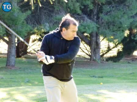 Golf - Fabian Reyna y Fernando Bozbranny ganadores en el club local.