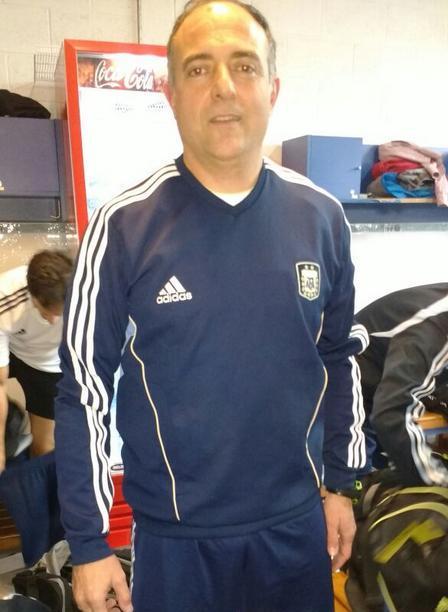Andrés Prendel estará presente en una de las semifinales del 2° ascenso al Nacional B.