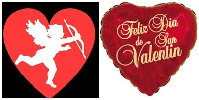 San Valentín  - Dia de los enamorados