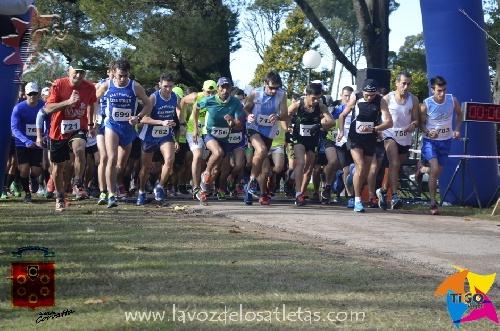 8 K Pigüé - Machado y Otalepo ganadores en la maratón local.