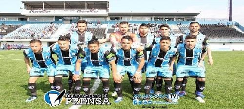 Nacional B - Almagro derrotó a La Lepra mendocina y lidera el torneo.