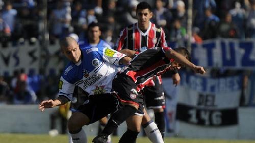 Nacional B - Almagro derrotó a Chacarita Juniors - Marcos Litre ingresó en el complemento.
