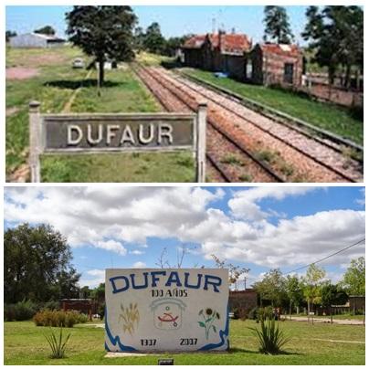 Actos del aniversario de Dufaur