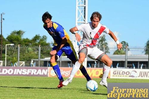 Federal A - Dos goles de Marcos Litre para la victoria de Sol de América ante Sportivo Patria.