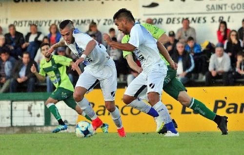 Federal A - Con dos goles de Marcos Litre, Alvarado vuelve a ganar y sueña con la clasificación.