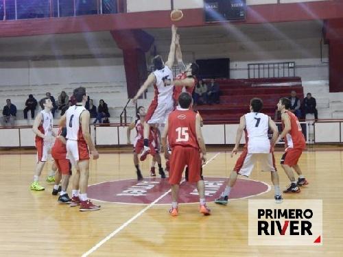 Basquet Federal - Dura derrota de River en Ramos Mejía - David Fric ausente del juego.