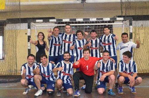 Handball Masculino - Tercer puesto de Club Sarmiento en Pehuajó.