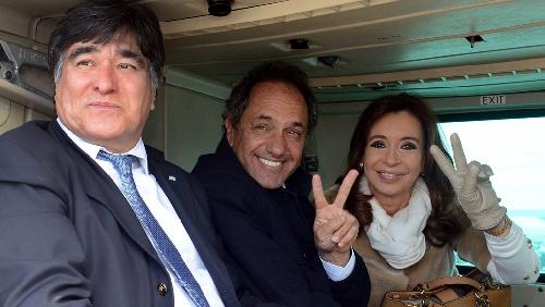 Zannini, el Monje Negro de CFK
