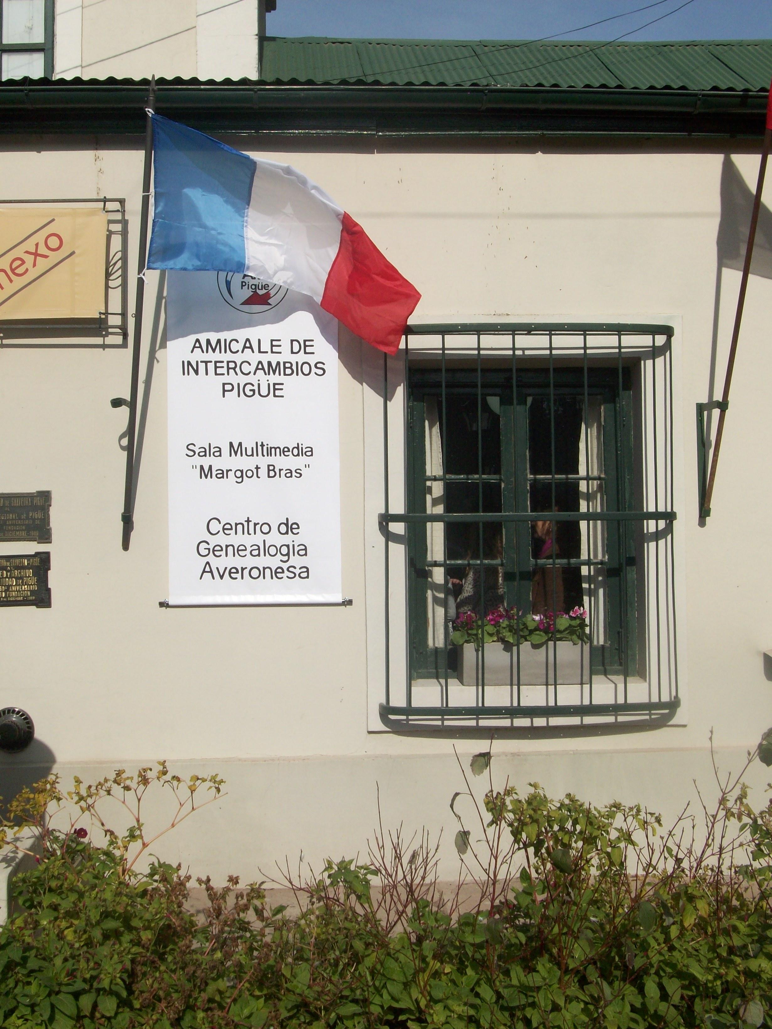 Amicale de Intercambios Pigüé renovó sus autoridades
