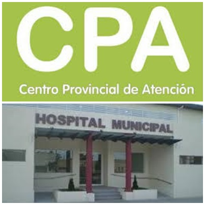 Cambio de sede para atención del CPA Pigüé
