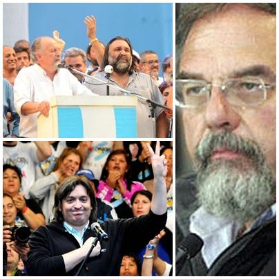 El organizador de los actos de Cristina Kirchner, en el armado de la escuela itinerante