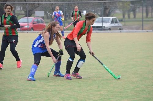 Hockey Femenino - El Torneo Anual de Mamis también se juega este fin de semana.
