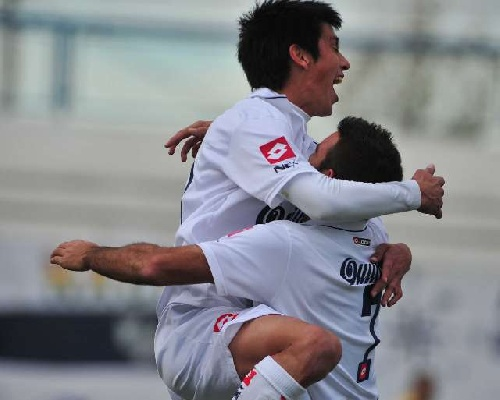 Nacional B - Quilmes con Leandro González consiguió una importante victoria en Puerto Madryn.