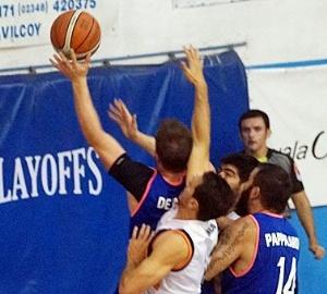 Basquet Federal - Racing de Chivilcoy ganó y todo se define en Mendoza.